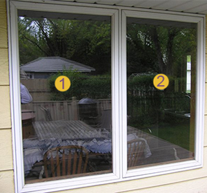 double-casement-window